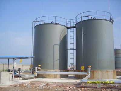 常压容器储罐管路制作安装